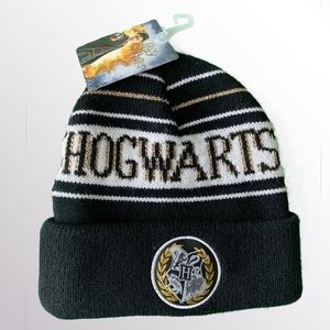 Other - NWT Harry Potter Hogwarts Beanie